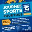Journée Sports Pour Tous!